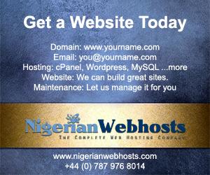 Nigerian Webhosts