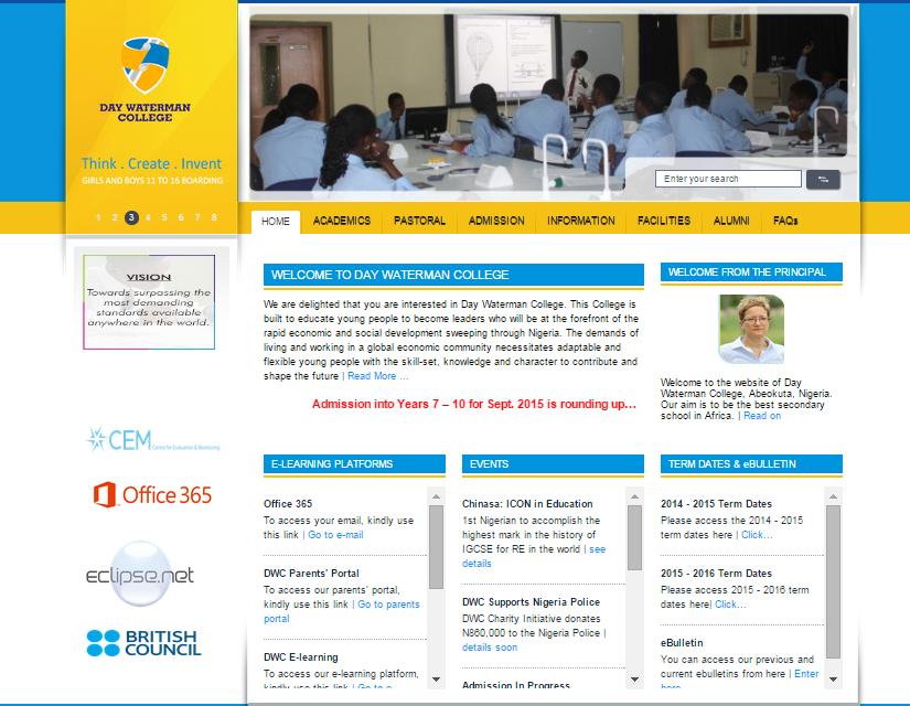 DWC web designer osun nigeria